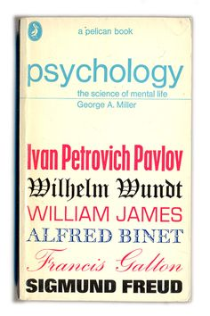 1970 Psychology - George A.Miller