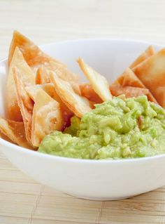 Skinny Mom's, Skinny Guacamole is always a huge hit at my parties! I have learned to make double batches because it goes so quick!