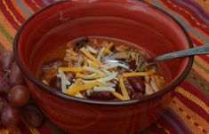 Holiday Slow Cooker Turkey Chili