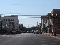 Lufkin, Texas: OK, I admit that not all of the places I get to go are glamorous. (Lufkin Daily News)