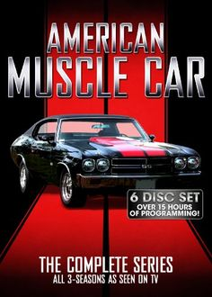 American Muscle Car: The Complete Series #MuscleCar #HotRod #RaceCar #FastCar http://SyncVine.com