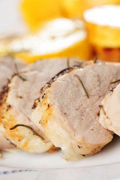 Weight Watchers Basic Roasted Pork Tenderloin Recipe
