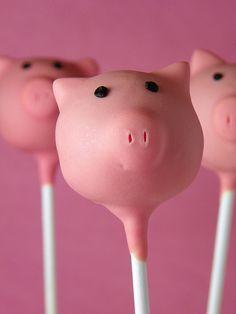 piggi cake, cake pig, food, cakepop, piggie cake, pig cake, yummy cake pops, dessert