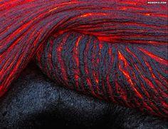 Folding Lava