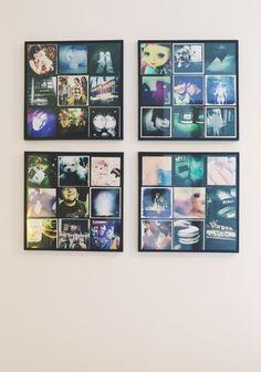 Framing your Instagram DIY