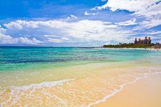 #Beach at The Cove Atlantis. #Bahamas #travel