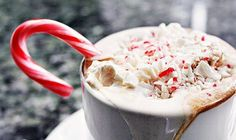 chocolates, candies, drink, candi cane, candy canes, cane stripe, cane hot, christma, whipped cream