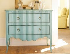 paint furniture, cotton candy, painted furniture, color, blue, decorating ideas, redoing furniture, painted dressers, chest of drawers