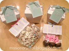 Missionary Mail: Easter FUN!! gift, missionari mail, missionaries, church, easter fun, missionari packag, missionari stuff, missionari care, missionari idea