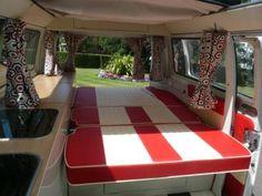 VW Camper vans…so cute!