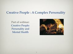 Creative People: A C