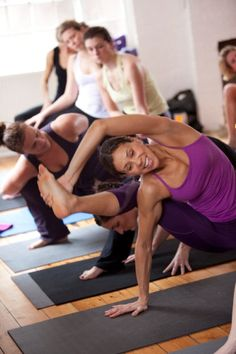 Mercedes at The Power Yoga Co. power yoga fulham, favorit place, healthi peopl, parson green, vacat plan, happi peopl