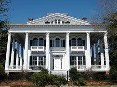 Bellamy Mansion in Wilmington, North Carolina.....built 1861