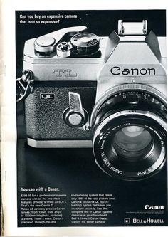 Canon TL 1969