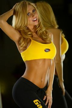 The Top 10 Sexie$t Fitness Models in the World ► http://www.only4realmen.com/?p=28412