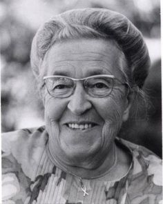 Corrie Ten Boom. A truly amazing hero of faith. Courage, boldness, sacrifice.