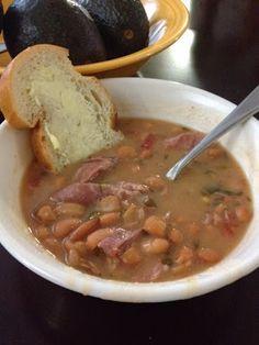 Delicious Homemade Charro Beans