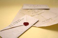 wedding vintage invitations