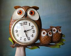 I have to have this clock!!