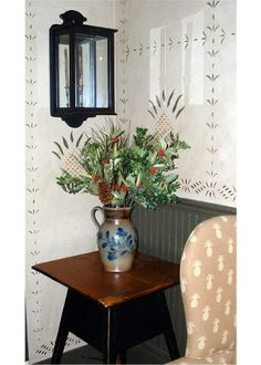 images of primitive rooms | Our Colonial/Primitive Gathering/Family Room - Living Room Designs ...