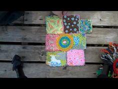 ▶ Fabric Journals part 1 of 4 - YouTube Teesha Moore