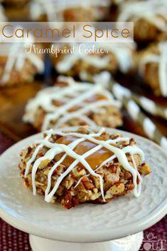 Caramel-Spice-Thumbprint-Cookies