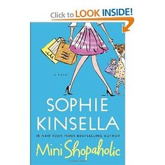 lights, shopaholic books, book worth, hands, mini shopahol, minis, baby girls, novels, sophi kinsella