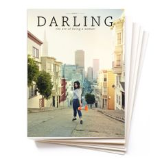 Darling Magazine -- Coming Soon: Issue No. 7