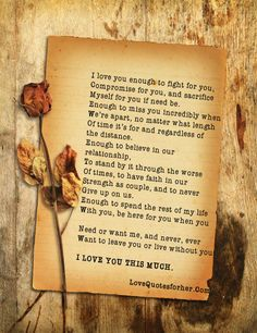 Cutest love quotes and sayings for her or him.