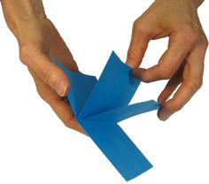 Directions to make various foldables