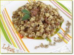 (Foto) Zuppa e Minestra di Lenticchie. Un legume per due piatti!