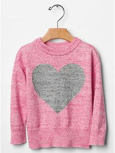 Heart Sweater for ki