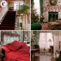 Merry home alone on pinterest 42 pins for Home alone theme decorations