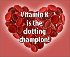 #vitamin k benefits do you know what they are? #VitamnK