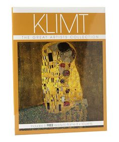 Take a look at this Klimt Art Pack by World Publications on #zulily today!