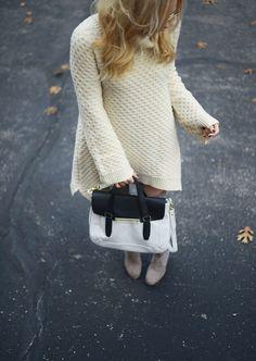 sweater dress ///