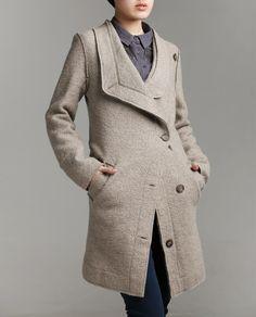 Desire/woolen coat/7 colors/custom made by KelansArtCouture