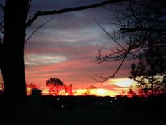 @krhale06- Beautiful sunrise this morning in St. Charles MO #todaysunrise #todayshow