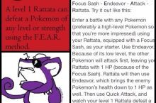 top percentage rattata