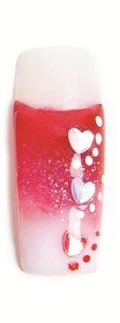 Red Romance - Style - NAILS Magazine