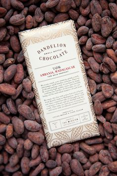 Dandelion Chocolate opening soon the the Mission
