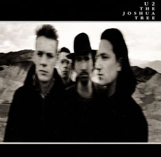 U2 - The Joshua Tree (9 mars, 1987)   http://www.u2.com/  #u2newsactualite #u2newsactualitepinterest #u2 #bono #theedge #adamclayton #larrymullen  #music #rock #thejoshuatree