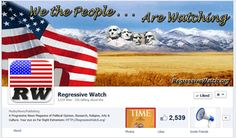 Regressive Watch Facebook fan page.