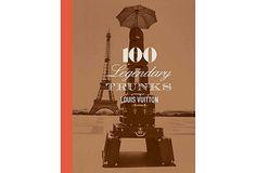 100 Legendary Trunks - Louis Vuitton