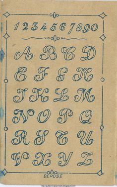 Free Easy Cross, Pattern Maker, PCStitch Charts + Free Historic Old Pattern Books: Sajou No 31