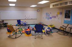Ideas for portable church nursery