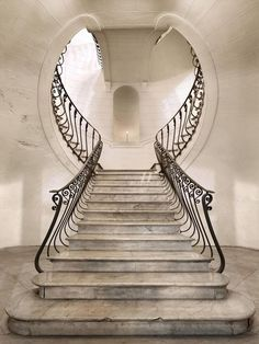 interior, stairs, stairway, heaven, hous