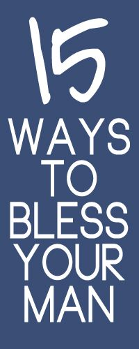 30 Ways to Bless Your Marriage | Blog | Family Matters