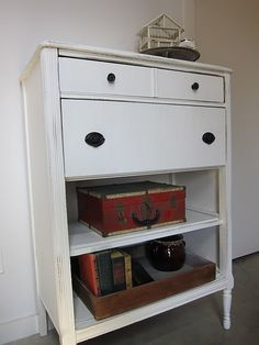 An AMAZING restoration. Gives hope for ANY piece of old furniture... #diy #restoration #furniture