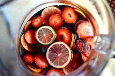 Snacks & Sangria for the Super Bowl! (A Recipe From Barcelona) - The Juice   Club W